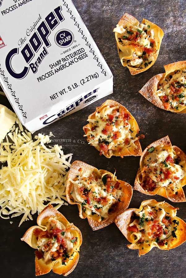 Cooper Brand Cheese