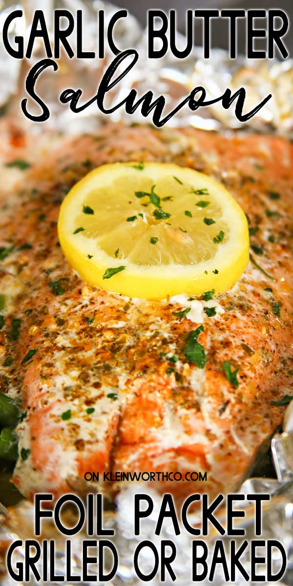 Garlic Butter Salmon