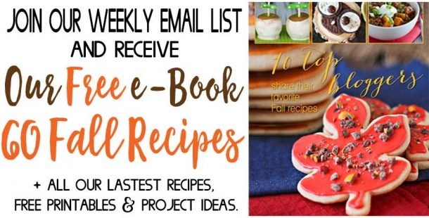 Fall e-Book - Email List