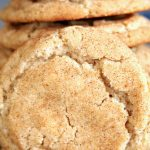 Soft and Chewy Snickerdoodle Cookie Recipe