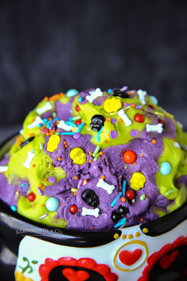 Day of the Dead Cookie Dough