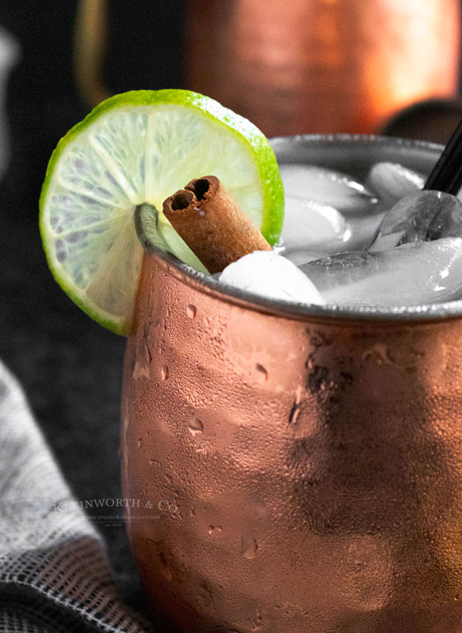 Moscow Mule Vodka