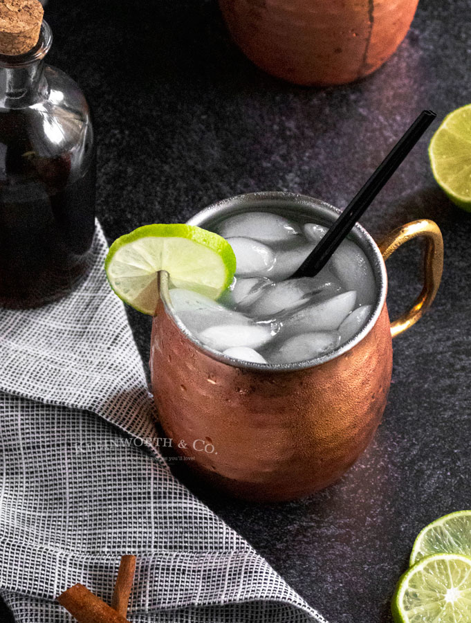 Thanksgiving Mule