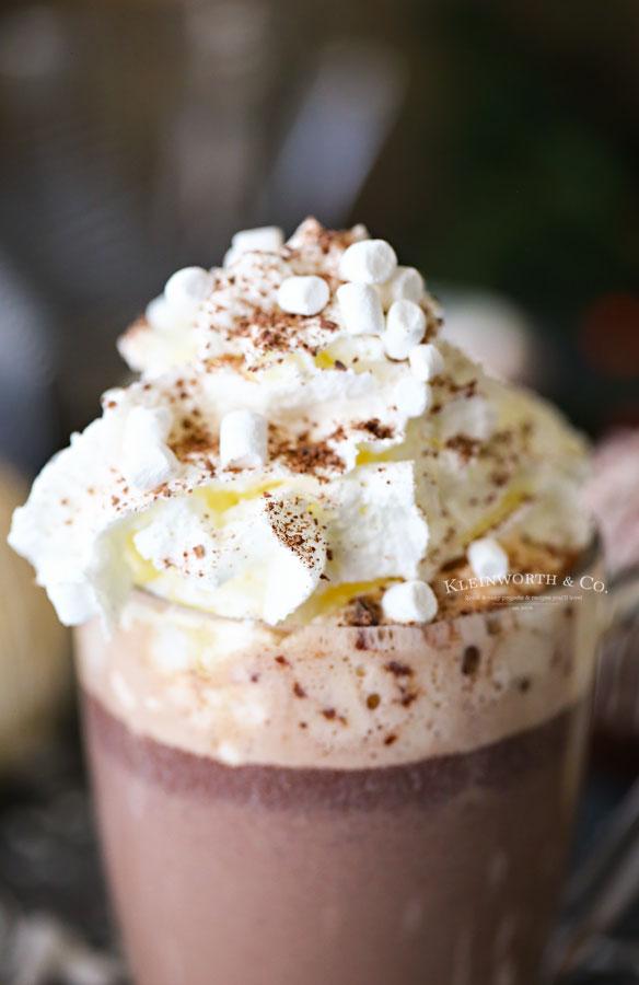 Hot Chocolate Bombs - Chocolate Marshmallow
