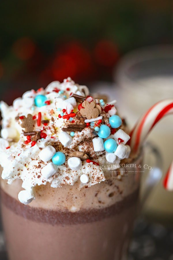 Hot Chocolate Bombs - Peppermint