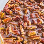 No-Bake Pecan Pie Cheesecake