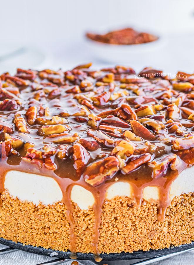 holiday cheesecake recipe no bake