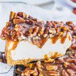 best recipe for No-Bake Pecan Pie Cheesecake