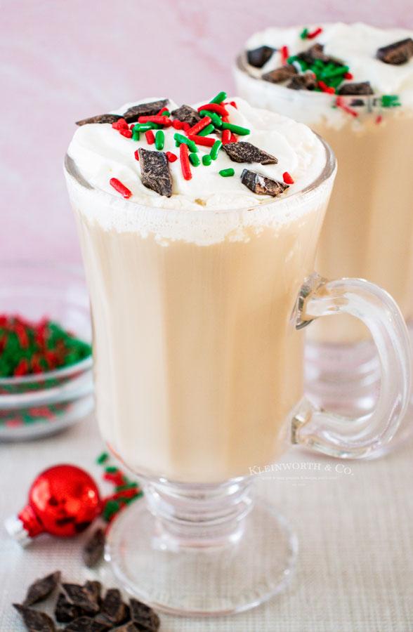 Christmas Coffee Recipe