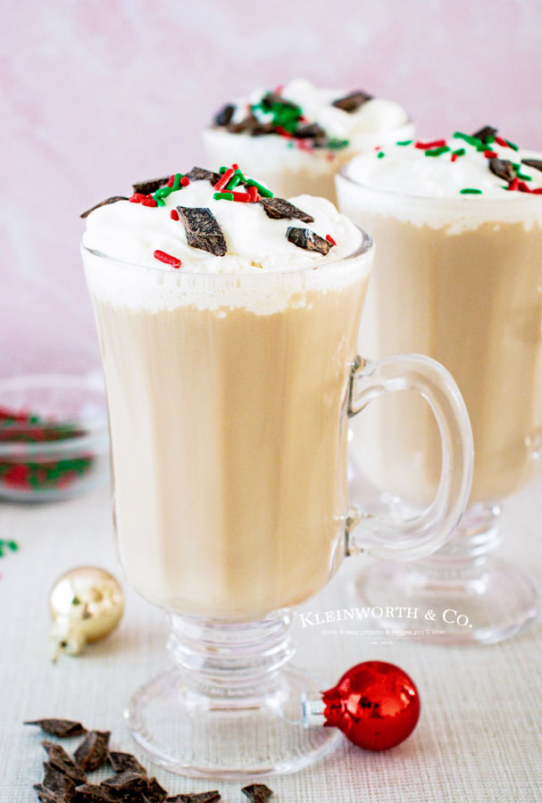 Boozy Christmas Java