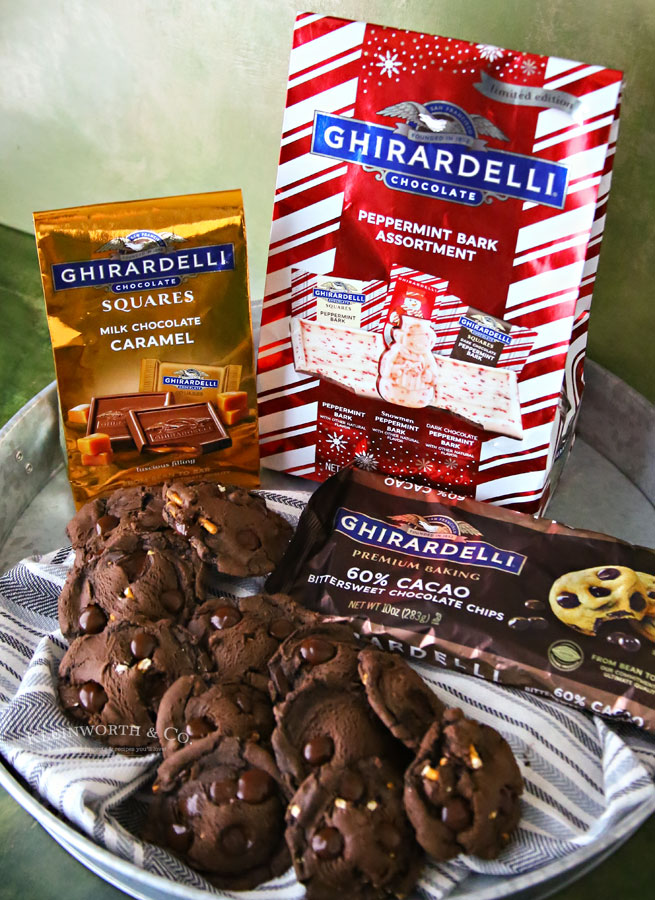 Ghirardelli Holiday Gift Tray