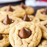 Peanut Butter Blossom Cookie Recipe