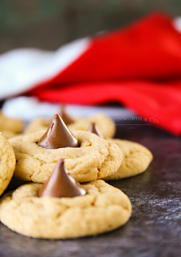 How to make Classic Peanut Butter Blossom Cookies