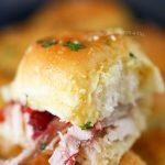 Holiday Leftovers Sliders