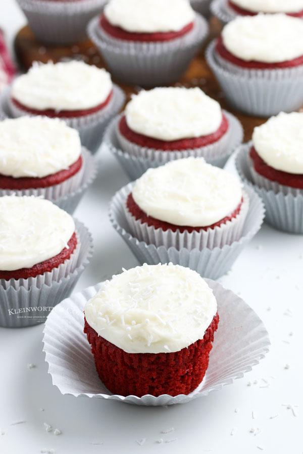 holiday cupcake recipe