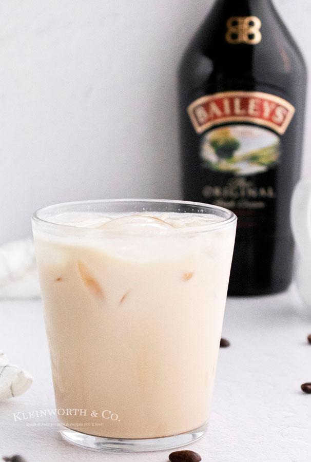 coffee liqueur drink