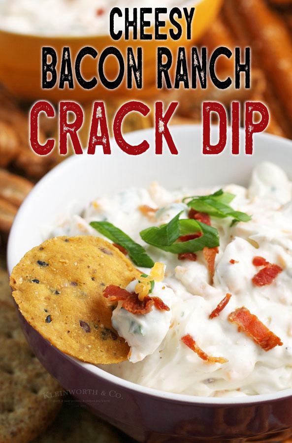 Crack Dip Recipe