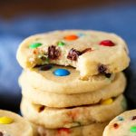 Soft and Chewy Slice & Bake Cookies