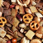 Party Snack Mix - Oven, Slow Cooker or Air Fryer