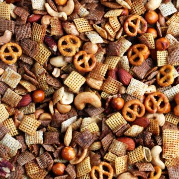 best recipe for party snack mix