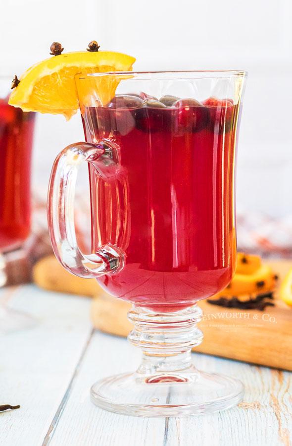 Holiday drink - wassail