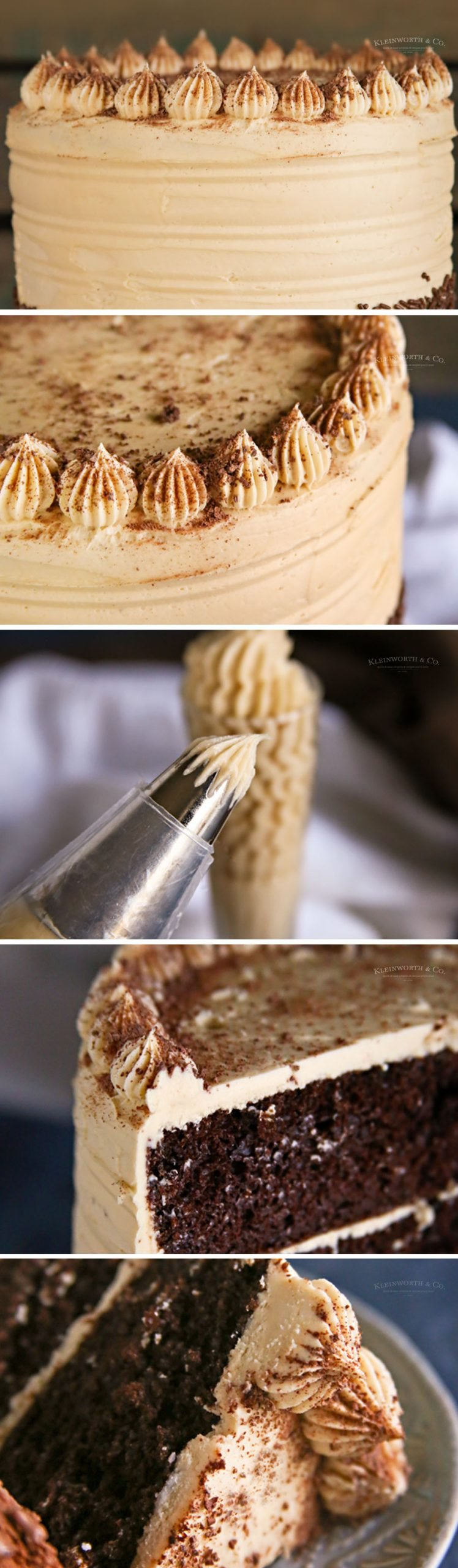 how to make Coffee Buttercream Frosting