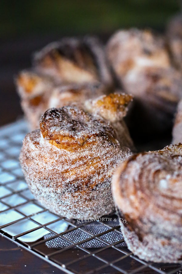 Puff Pastry Cruffins