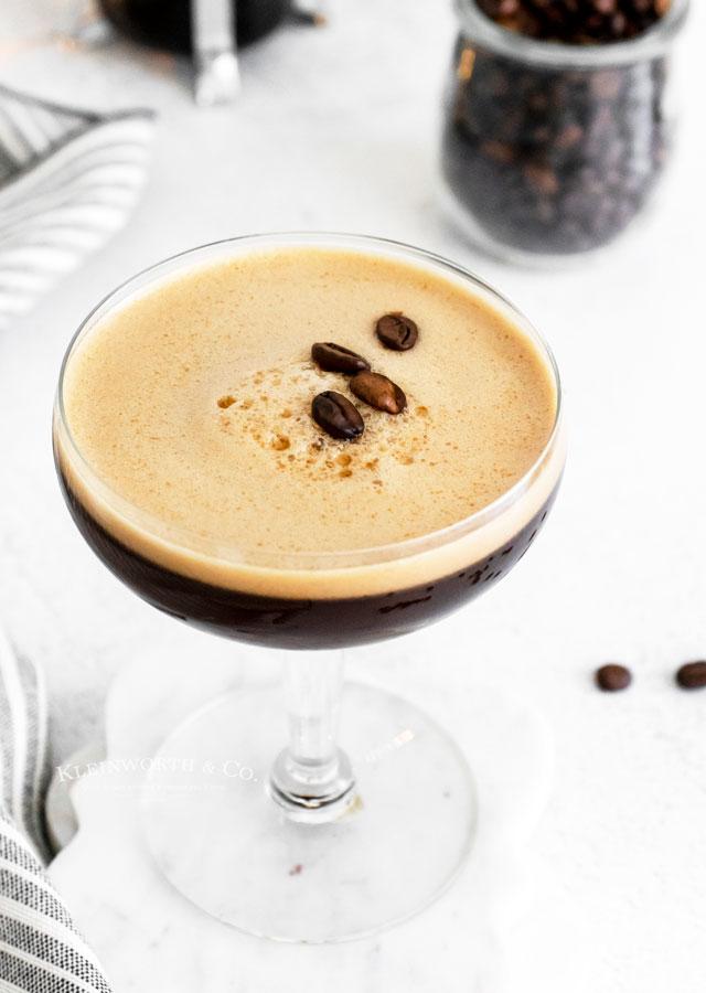 how to make Espresso Martini Recipe