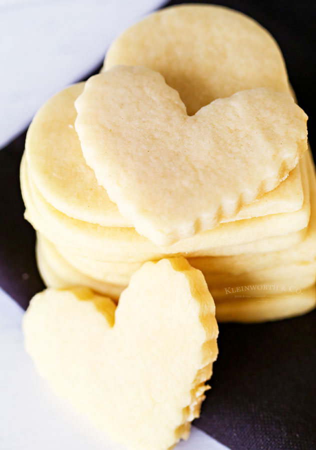 Easiest Sugar Cookies