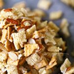 sweet chex mix