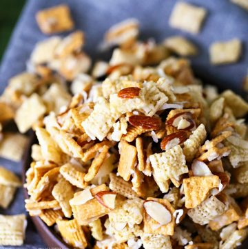 Sweet and Salty Snack Mix Recipe