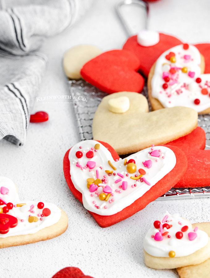 sweetie shortbread cookies
