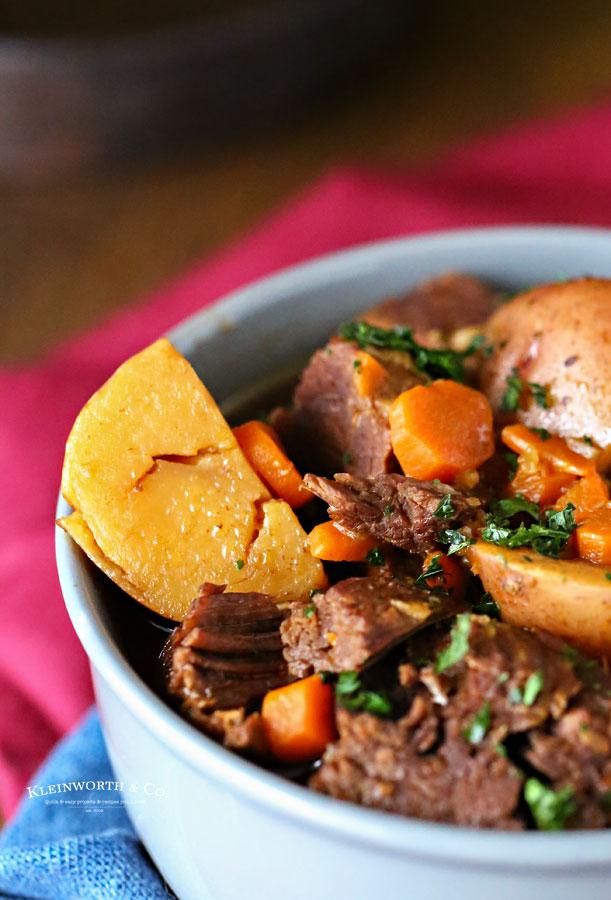 easy stew recipe