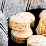 Irish Cream Macarons