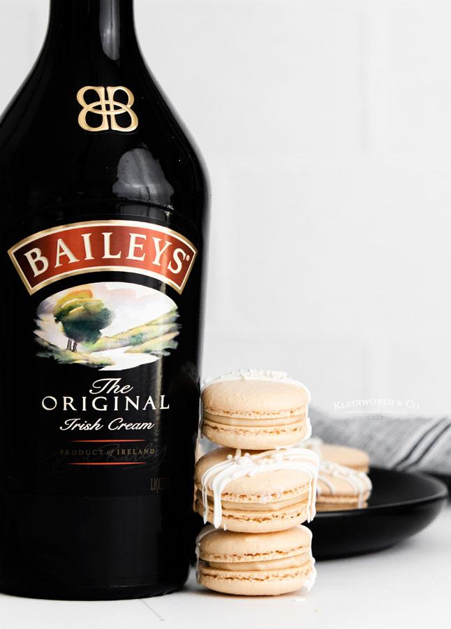 Baileys Macarons