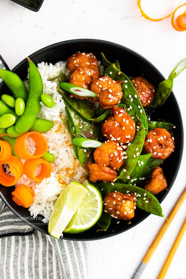 20 minute shrimp recipe