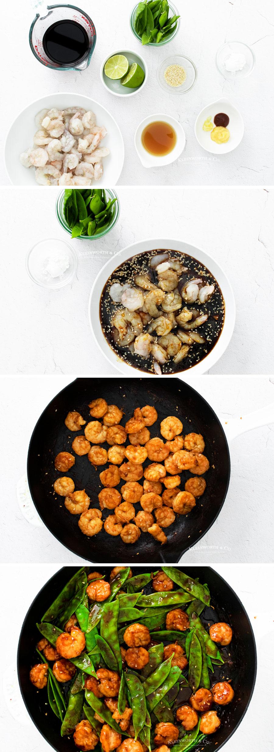 how to make Sesame Shrimp Recipe