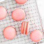 spring Pink Macaron Recipe