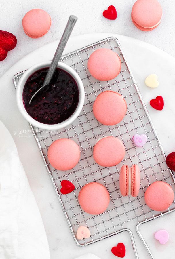 Valentine's Day Macaron Recipe