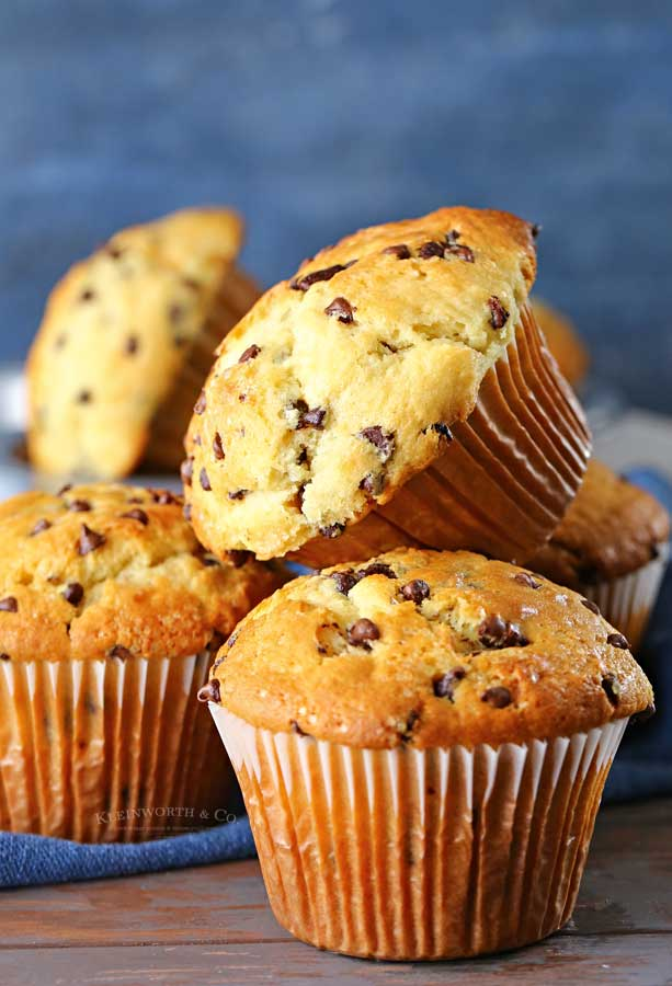 Bakery-Style Muffins
