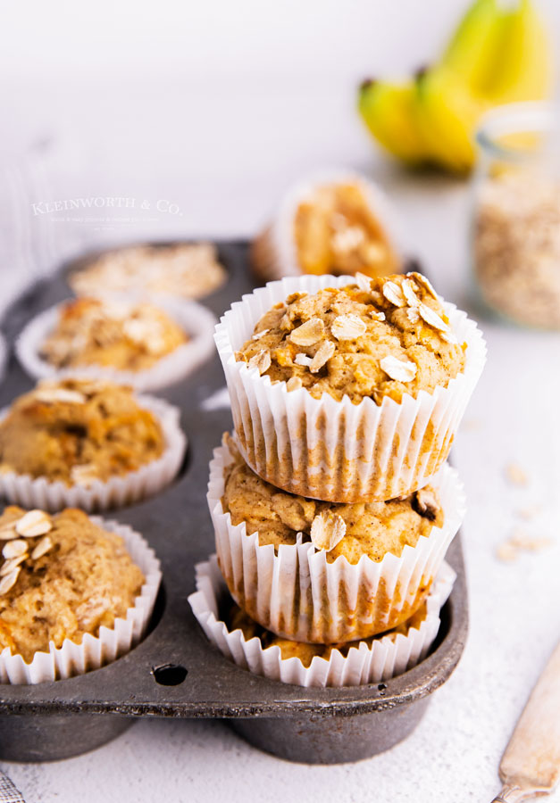 easy carrot muffins