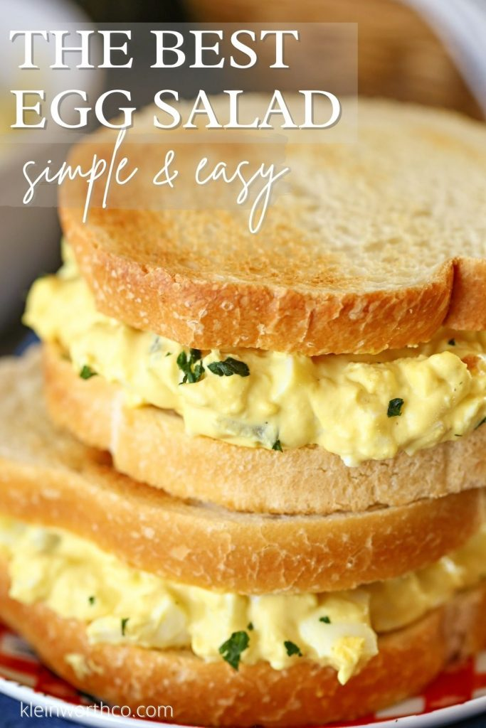 Best Egg Salad Recipe