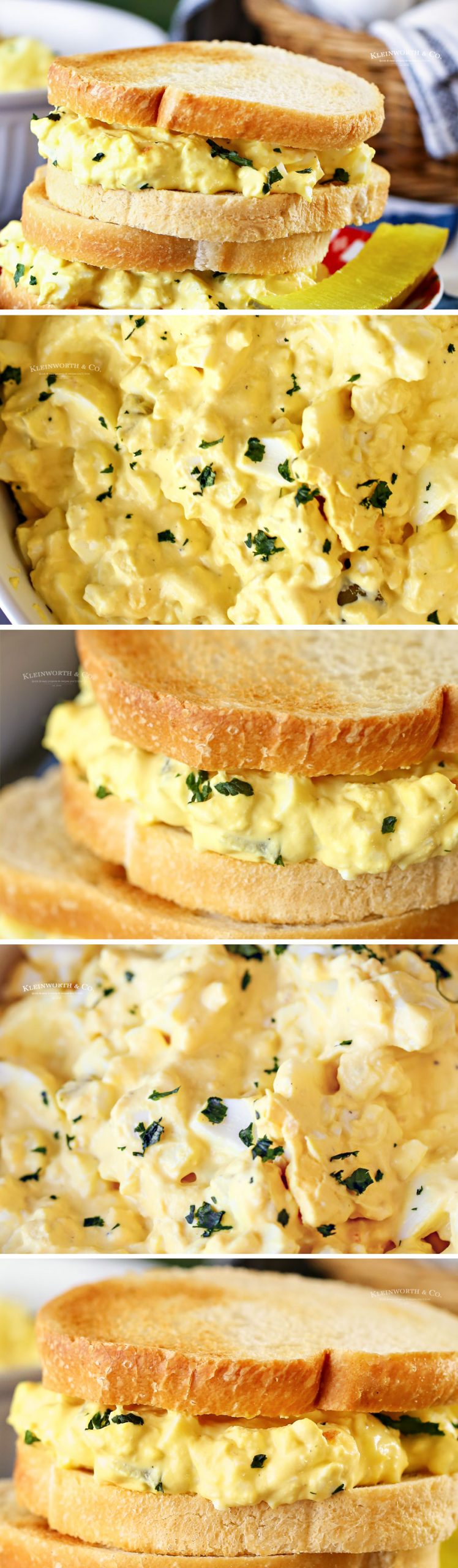 how to make the Best Egg Salad Recipe