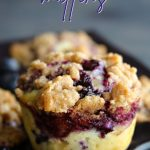 Best Blueberry Streusel Muffins