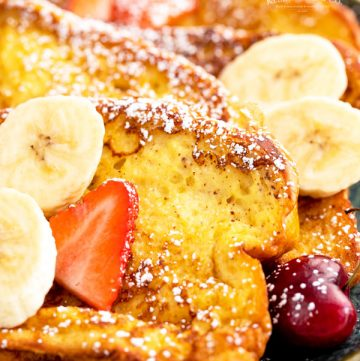 Brioche French Toast recipe