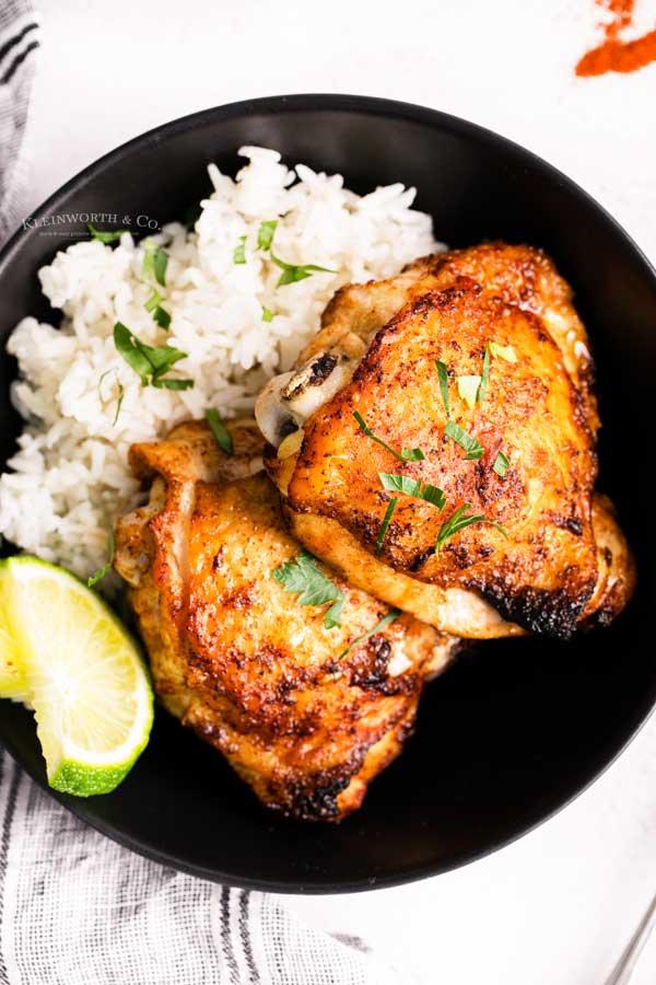 best chili lime chicken
