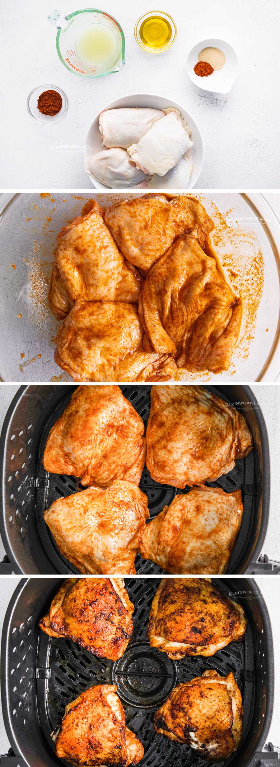 how to make Chili Lime Chicken - Air Fryer