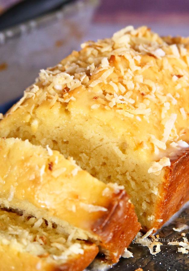 recipe for coconut bread