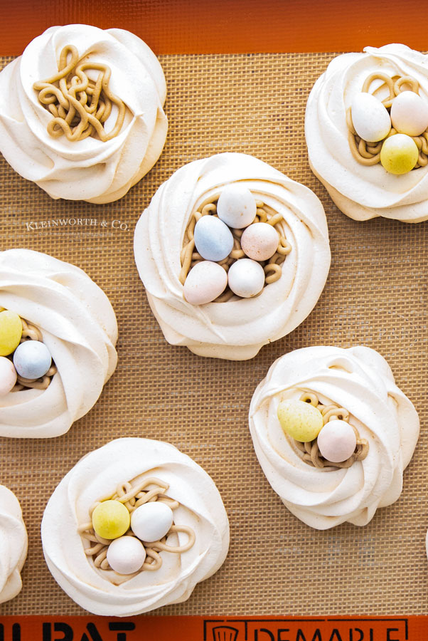 Cadbury mini egg treats