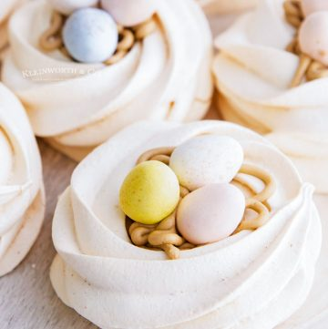 egg white meringue cookies
